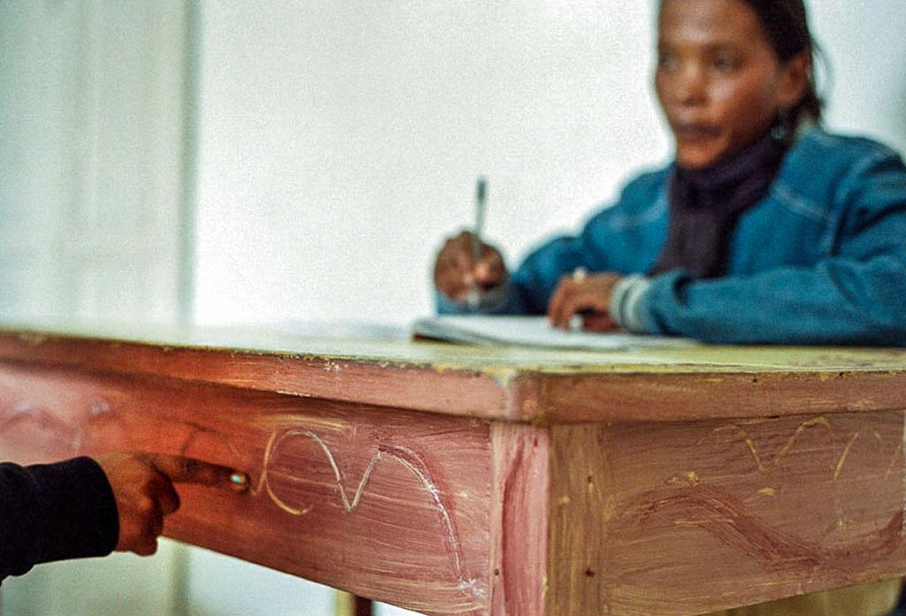 """Toutes les semaines, les éducatrices font un bilan avec les """"pensionnaires"""" et proposent des ajustements à leur accompagnement pour lever un maximum de freins à celui-ci."""
