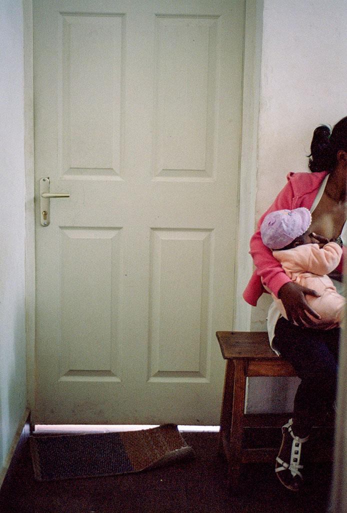 L'une des nombreuse fille-mère accompagnée par GDM.